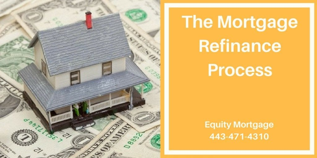 The Mortgage Refinancing Process