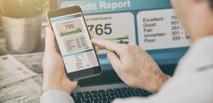 How Credit Scores Are Calculated with Equity Mortgage