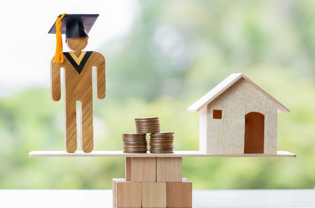 Student Loan Debt Mortgages