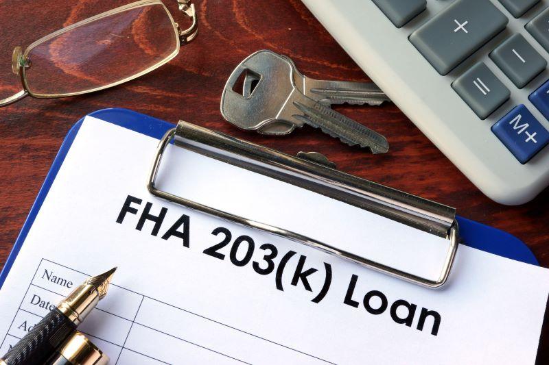 fha 203(k) loans