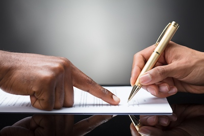 Lender Requiring A Co-Signer